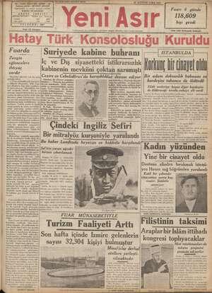 Fiati (5) kuruştur Cumhurıyet Ve Uumkuriyet Eserininin  Höleçisi, Sabahları Çık, Siyasi Gazetedir Fuarı 6 günde 118,609...