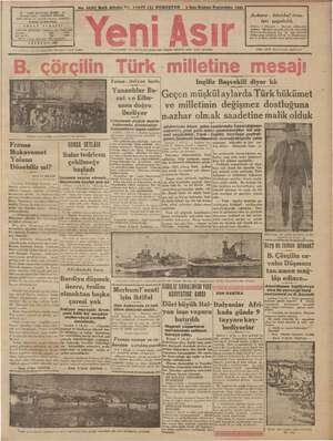 No. 10707 Kırk Altıncı YI FİATİ (5) KURUŞTUR 2S. 1941   48 - GAZİ BULVARI İZMİR - de GB > FE A iLe şi e me ya İz sahibi...