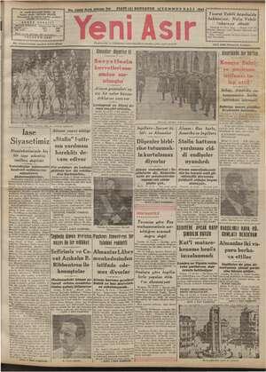 (5) KURUŞTUR 15TEMMUZSALI 1941 « GAZİ BULVARI İZMİR - PEŞE EEE m adli yereli imtiyaz mn ÇE i Ticaret Vekili Istanbulda...