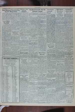 18 TEMMUZ 1919 ğat Mahmut Karak urtun büyük dünya turu Günlerdenberi, - büyük — Tomancı eat Mahmut Karakurda ait sabız...