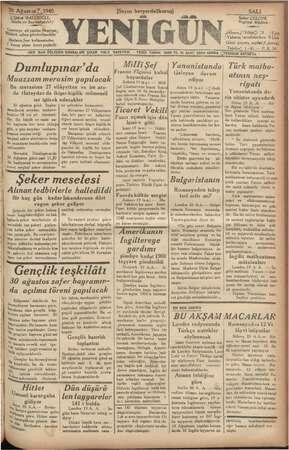 """m ME, J Ni. Gazeteye ait yazılar; Neşriyat Müdürü adına gönderilmelidir"""" ,İlânların /her kelimesinden ruş alınır ücret"""