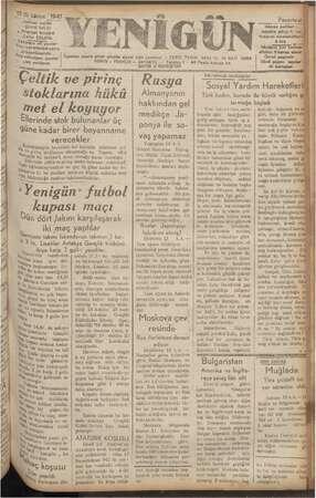 : N tzâteye ali yazılar 15 ilk Sin 1941 similyaz sahibi #S''yat Mü e eril en çe eğe verilmez Mir Mpa Ney, Çeltik ve...