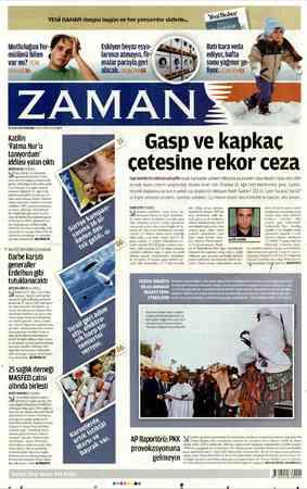 """""""Yeni Bohor e, Batı kara veda ediyor, hafta sonu yağmur ge- liyor. GÜNDEME: YENİ BAHAR dergisi bugün ve her perşembe..."""